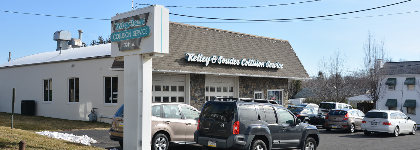 kelley and souder collision auto body repair
