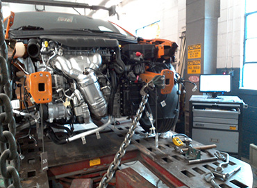 Auto Body Repairs | Kelley and Souder Collision Services