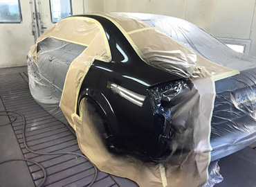 Auto Paint Specialists | Kelley and Souder Collision Services