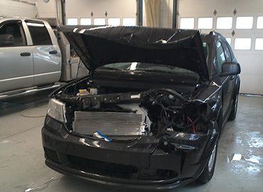 damage estimation and repair services | auto body repair service eagleville pa